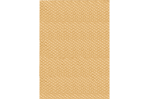 Gold Diamond Embossed Paper